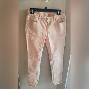 Lauren Conrad cropped jeans short